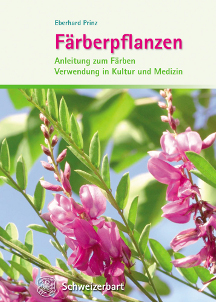 Buch Eberhard Prinz, Färbepflanzen