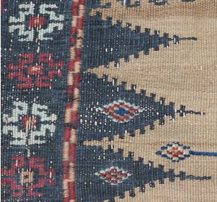 Pflanzenfarben in Orientteppichen und Kelims
