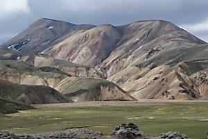 Farben der Natur, Pflanzenfarben und Gesteinsfarben